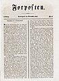 Forposten - 1843 19 dec. - Royal Danish Library.jpg