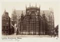 Fotografi av Westminster Abbey. London, England - Hallwylska museet - 105875.tif