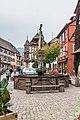 Fountain of Constantinus in Kaysersberg (1).jpg