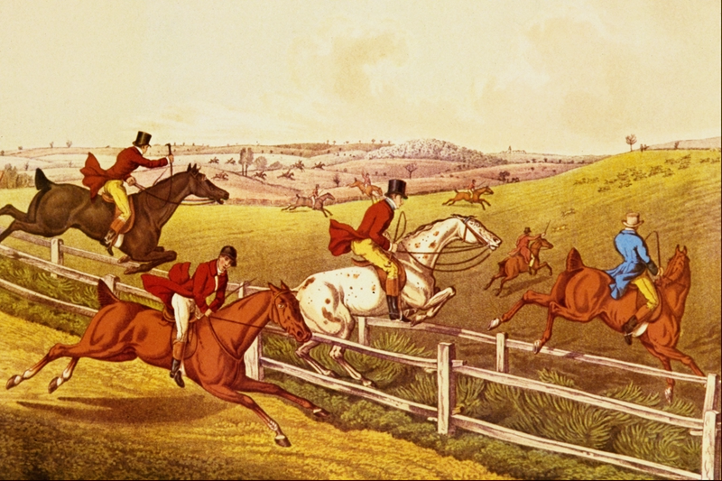 File:Fox Hunting - Henry Alken.png