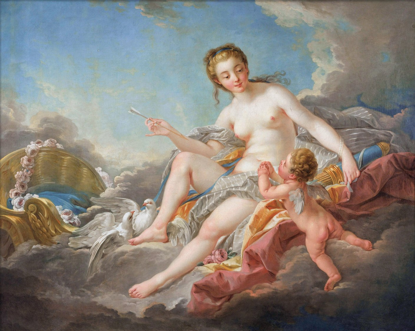 François Boucher - Cupid disarmed (painting).jpg