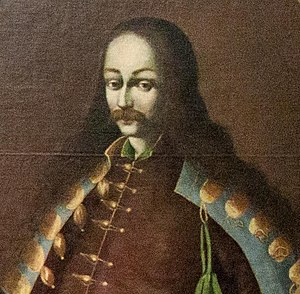Fran Krsto Frankopan - Portrait in 1671, at the time of his execution