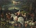 Francesco Bassano - Abraham vertrekt uit Haran.jpg