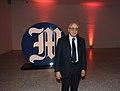 """Francesco Gaetano Caltagirone alla festa per il restyling de """"Il Messaggero""""..jpg"""