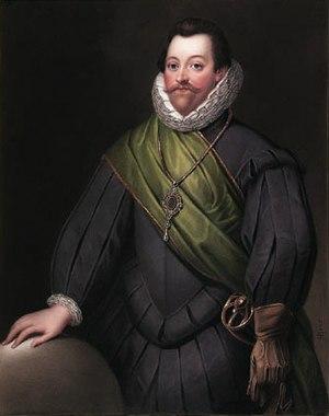 Henry Bone - Francis Drake