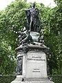 Francis Duke of Bedford memorial, Russell Square, London WC1, 2 June 2011.jpg