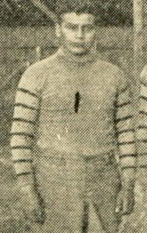 Francis M. Cayou - Cayou at Wabash, c. 1907