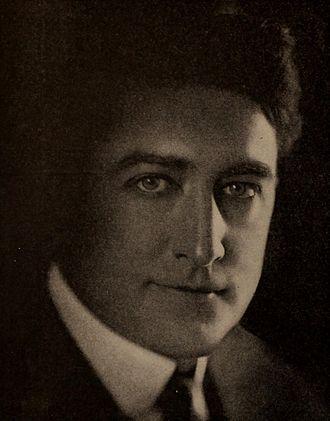 Francis X. Bushman - Bushman in 1916