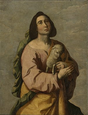 Agnes (name) - The name Agnes was widely used due to Saint Agnes of Rome.