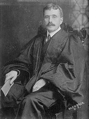 Frank H. Hiscock - Justice Frank H. Hiscock