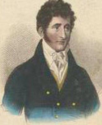 Francis Burdett - A young Sir Francis Burdett
