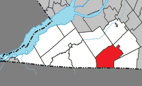 Franklin Quebec location diagram.PNG