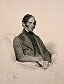 Franz de Paula Wirer, Ritter von Rettenbach. Lithograph by J Wellcome V0006325.jpg