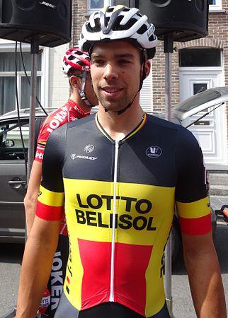 Frasnes-lez-Anvaing - Tour de Wallonie, étape 1, 26 juillet 2014, départ (B101).JPG