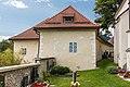 Frauenstein Obermühlbach 1 Pfarrhof Ost-Ansicht 21082017 0465.jpg