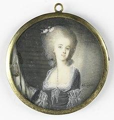 Frederica Louisa Wilhelmina (1770-1819). Prinses van Oranje-Nassau. Daughter of Willem V & Wilhelmina van Pruisen