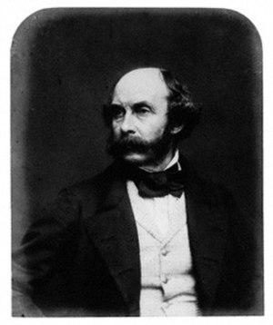 Frederick Richard Lee - late 1850s portrait