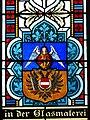 Freistadt Liebfrauenkirche - Fenster 3b Wappen Freistadt.jpg