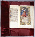 French - Leaf from Book of Hours - Walters W29468R - Open Group.jpg