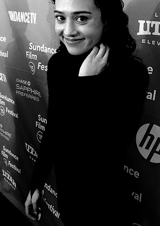 Freya Adams - Adams at the Sundance Film Festival