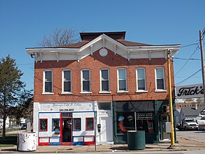 Frick's Tavern - Frick's before the 2016 renovation