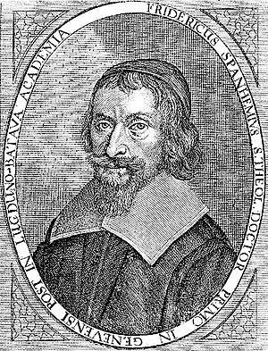 Friedrich Spanheim