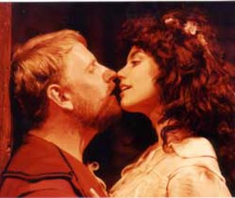 Eddie Frierson - Frierson as Horatio in Hamlet  opposite Deborah Gates