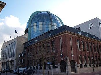 f14f1b9a38bb0c Erweiterung des Hauptsitzes der Friesland Bank