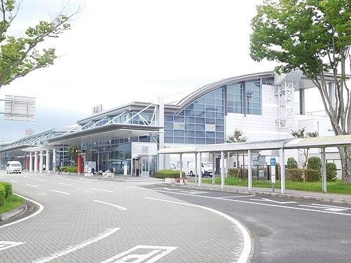 Fukushima Airport 2020