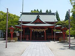 Furogu front shrine.jpg