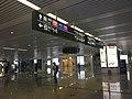 Futian Railway Station concourse 08-07-2019.jpg
