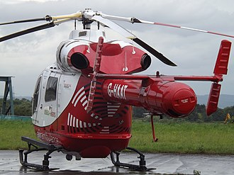 Essex & Herts Air Ambulance - G-HAAT: operated between 2008 and 2017