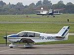 G-JBDH Robin DR400 (30088197164).jpg