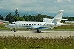 G-YCKF Dassault Falcon 900EX F900 - LCY (27853570095).jpg