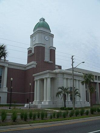 Clay County, Florida - Image: GCS FL crths new 02