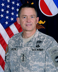General Daniel Allyn  Commanding General, U.S. Army Forces Command