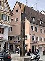 GER-BY-MM-Weinmarkt (Freiheitsbrunnen von Andy Brauneis).JPG