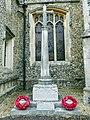 GOC The Pelhams 005 War memorial, Furneux Pelham (28048402461).jpg