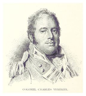 Charles Vereker, 2nd Viscount Gort British politician