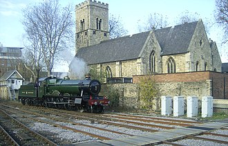 Vintage Trains - Image: GWR 4900 Class 4965 Rood Ashton Hall