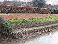 Gabion Boxes, R. Medway, Tonbridge - geograph.org.uk - 1067936.jpg