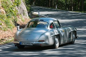Mercedes-Benz 300 SL - Mercedes-Benz 300 SL Gullwing