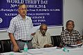 Ganga Singh Rautela Addressing - Savings Fortnight Celebrations - National Savings Institute - NCSM - Kolkata 2014-11-13 9073.JPG