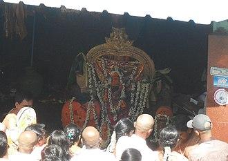 Tirumala - Ganga temple, Papavinasanam