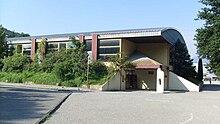 Salle polyvalente de la Blâche