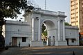Gateway - Rear View - Indian National Library - Belvedere Estate - Kolkata 2014-05-02 4769.JPG
