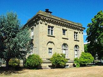 Gatke Hall - East side