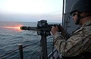 Gau 17 7.62mm minigun