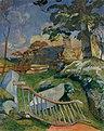 Gauguin 1889 La Barrière.jpg