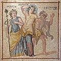 Gaziantep Zeugma Museum Dionysos mosaic 8166.jpg